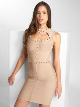 Danity Paris Sukienki Valentine brazowy