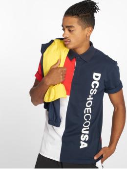 DC Poloshirt Mawson blau