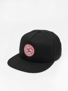 DC snapback cap Reynotts zwart