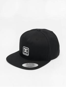 DC Snapback Caps Snapdragger musta