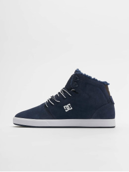 DC sneaker Crisis High Wnt blauw
