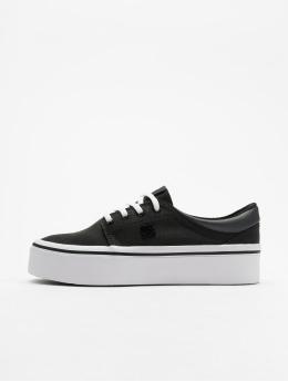DC Sneakers Trase Platform TX SE czarny