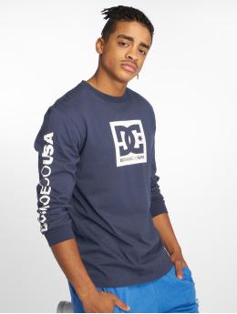 DC T-Shirt manches longues Square Star 2 bleu