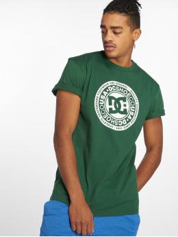 DC T-skjorter Circle Star 2 grøn