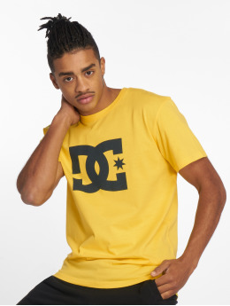 DC T-skjorter 2 gul