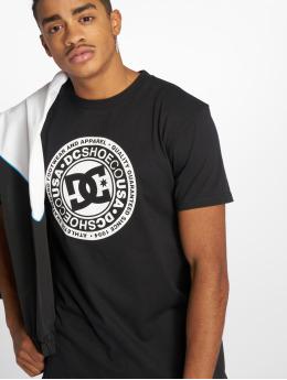 DC T-skjorter Circle Star 2 svart