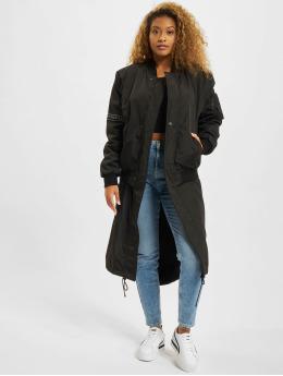 De Ferro Bomber jacket Charming Long Bb black