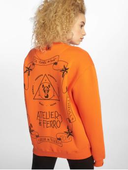 De Ferro Gensre Orange Fantasy Crew oransje