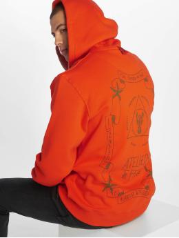 De Ferro Hoodies  Fantasy  orange