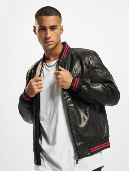 De Ferro Leather Jacket Eve Bb black
