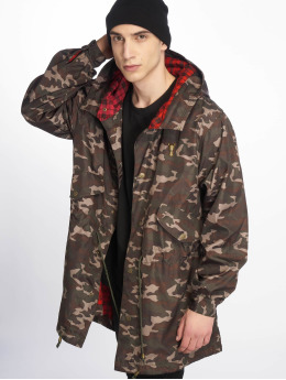 De Ferro Lightweight Jacket Mono camouflage