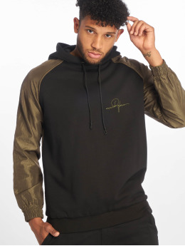 De Ferro Sweat capuche Double Trouble noir