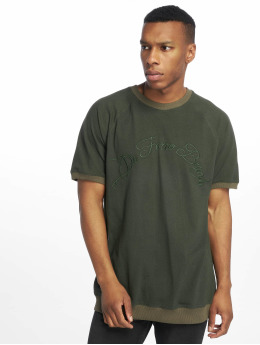 De Ferro t-shirt Rainbow Army T groen