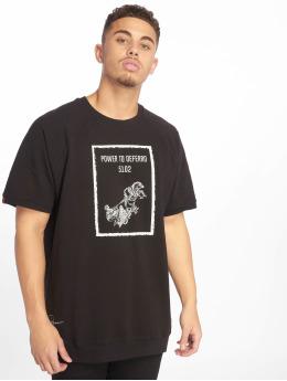 De Ferro T-Shirty Power T czarny
