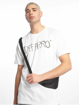De Ferro T-skjorter Exclamation White hvit