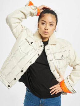 De Ferro Winter Jacket Beige Dread Lam beige