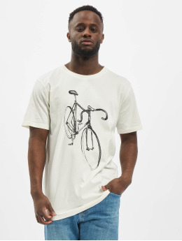DEDICATED T-Shirty  bialy