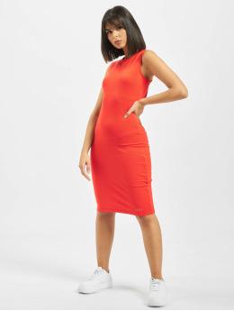 DEF Šaty Ashley červený