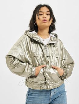 DEF Демисезонная куртка Glossy золото