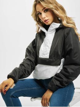DEF Демисезонная куртка Paige черный