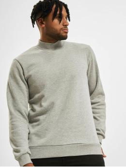 DEF Пуловер Jorge  серый