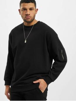 DEF Пуловер Joe  черный