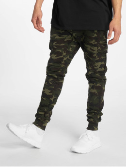DEF Спортивные брюки Gil зеленый