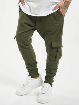 DEF Спортивные брюки Chico оливковый