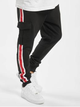 DEF Спортивные брюки Bizz черный