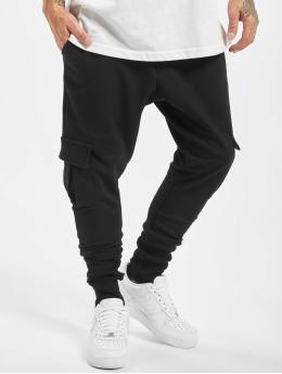 DEF Спортивные брюки Chico черный