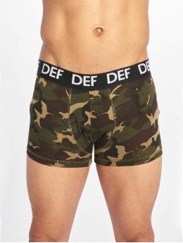 DEF  Shorts boxeros Dong verde