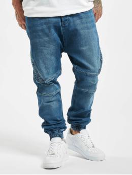 DEF Antifit jeans Dorian  blå