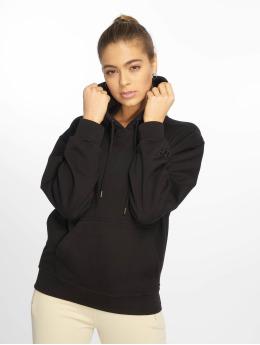 DEF Bluzy z kapturem Rachel czarny