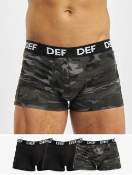 DEF Boksershorts 4er Pack camouflage