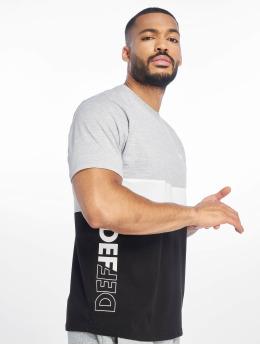 DEF Camiseta Pit  gris