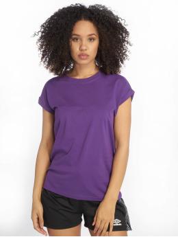 DEF Camiseta Boogie  púrpura