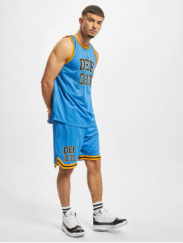 DEF Dresy Basketball  niebieski