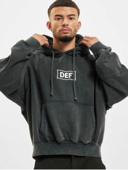 DEF Hoodie Carl black