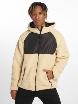 DEF Hoodies con zip Fargo beige