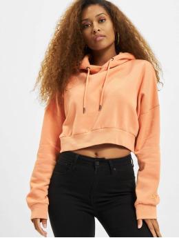 DEF Hoody Cropped  oranje