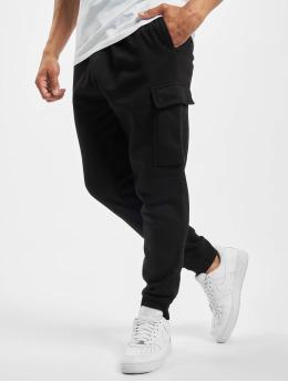 DEF Jogging kalhoty Denni  čern