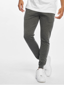 DEF Jogging kalhoty Jef šedá