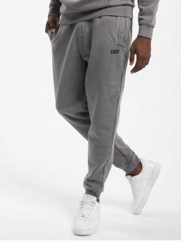 DEF Jogging kalhoty Capsule šedá