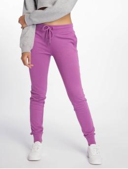 DEF Jogging kalhoty Chadera fialový
