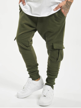 DEF joggingbroek Chico olijfgroen