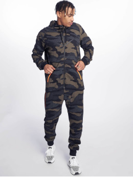 DEF Joggingsæt Sweat camouflage