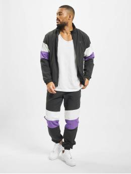 DEF Joggingsæt Suit  sort