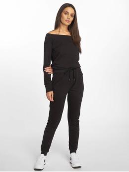 DEF jumpsuit Nora  zwart