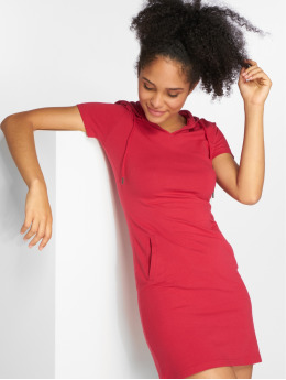 DEF jurk Ätna rood