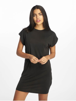 DEF Kleid Basic schwarz